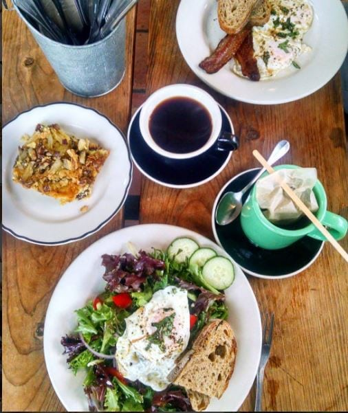 Recipe Redux: simple breakfast salad